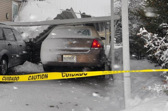 carport collapse