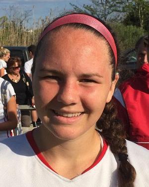 Field hockey MVP: Rialee Allen, Ocean City