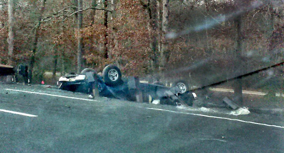 Overturned Vehicle On Garden State Parkway Shuts Down Lanes News