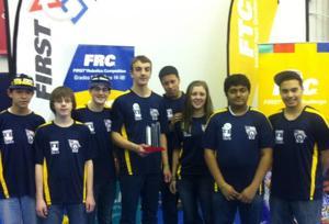 EHT robotics team to enter world championship