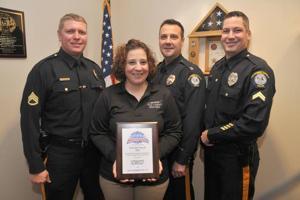 Egg Harbor Township P.D. earns  award for community involvement