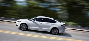 2014 Ford Energi: a Fusion of Gas and Electric