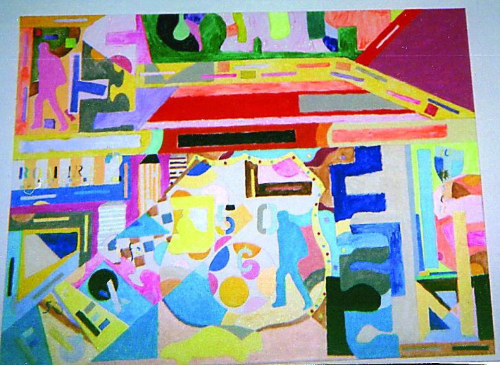 Romare Gilbran Wilson artwork 1