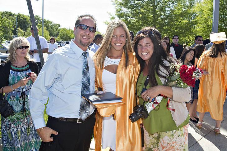 Holy Spirit Graduation