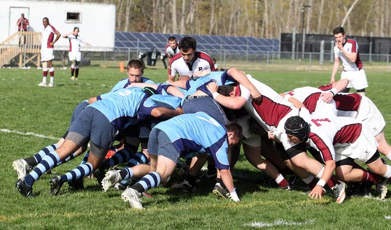 High School sports Central: The chaotic sport of rugby finds a home at St. Augustine Prep