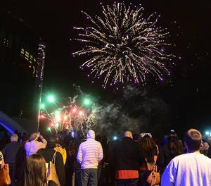 Fireworks show at Revel, music by former E Streeter highlight events At The Shore Today