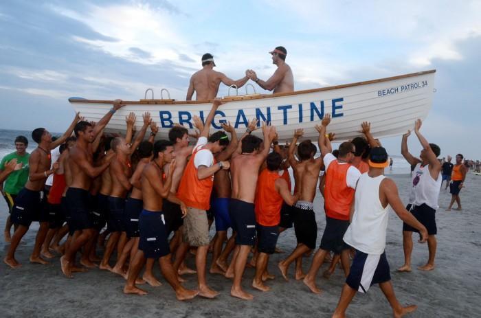 lifeguard race