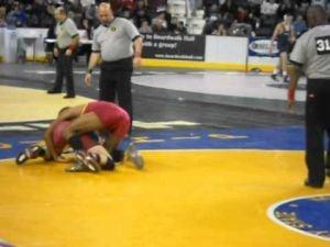 Luke Fernandez prequarterfinal