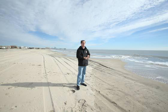 Sand in my Shoes: A sunny forecast for South Jersey's favorite weatherman