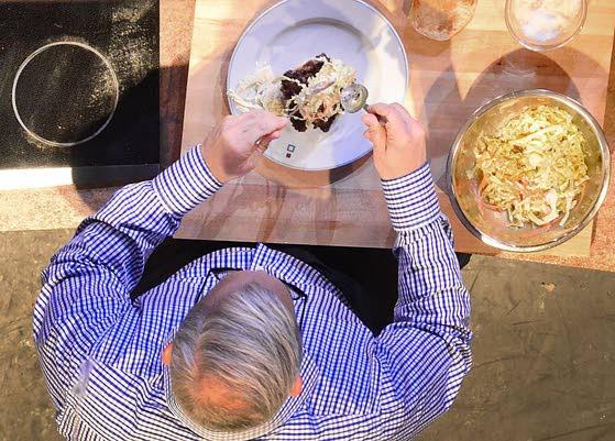 A series worth savoringChefs show fans their kitchen secrets at Borgata