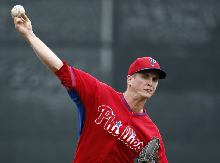 Phillies David Buchanan