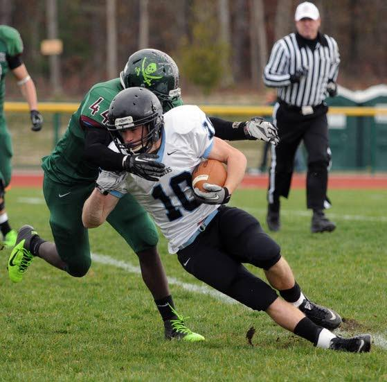 Thanksgiving football preview: Lower Cape May Regional vs. Middle Township