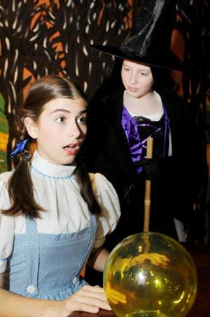 Upper Township Middle School to perform 'The Wizard of Oz'