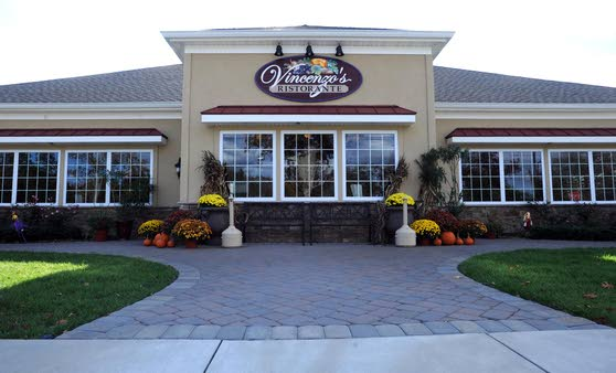 Vincenzo's serves wonderful Italian cuisine in trattoria setting