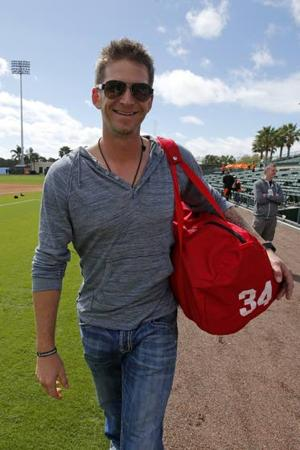 Phils' Grapefruit League record 1-8 after 15-4 loss
