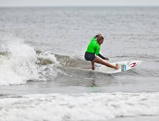 Long Beach Island surfing contest benefits women on and off the waves