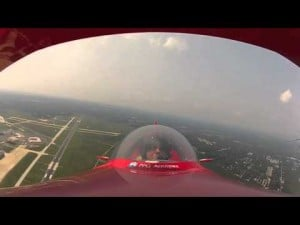 Red Eagle takes off for Atlantic City Airshow