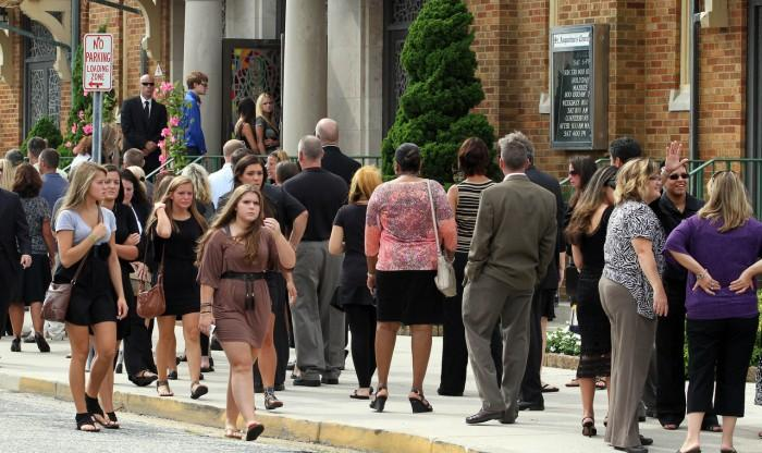 Bozzi Funeral