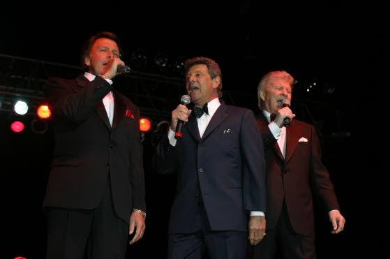 Frankie Avalon, Fabian and Bobby Rydell team up for 'Golden Boys' show at Golden Nugget