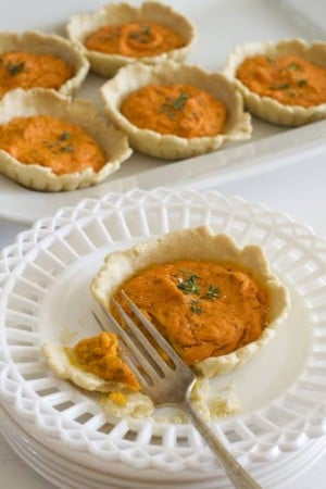 Try versatile, seasonal carrots in this gourmet tart