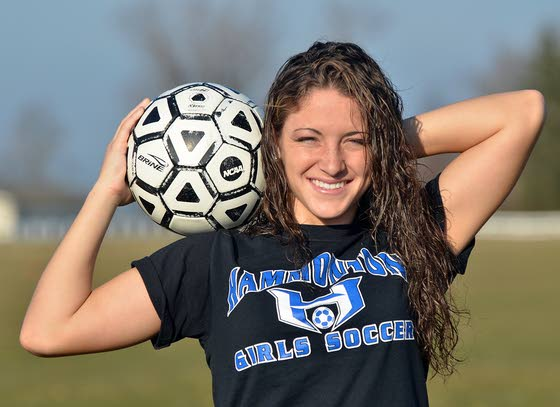Girls Soccer Player of the Year: Hammonton's Jill DiBlasi emerges as scorer, leader in superb senior season