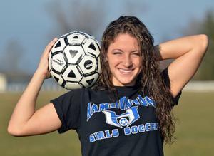 Girls Soccer Player of the Year: Hammonton's Jill DiBlasi emerges as scorer, leader in superb senior season