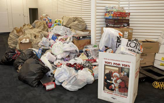 Local Toys for Tots program works hard to overcome theft of donations