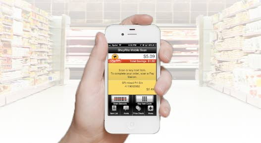 ShopRite testing mobile scan app