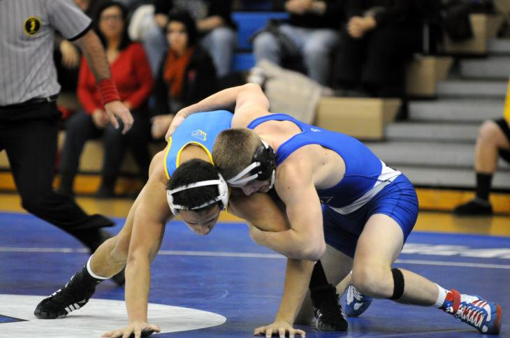 Hammonton Wrestling
