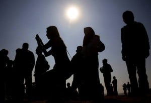 Eclipses draw tourists to remote areas of world