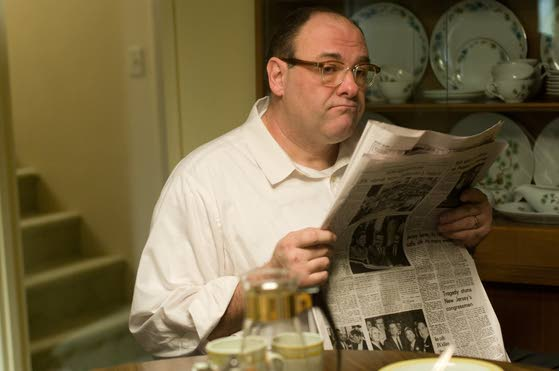 In variety of bite-sized roles, Gandolfini ubiquitous again