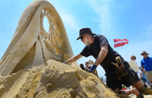 World Championship of Sand Sculpting