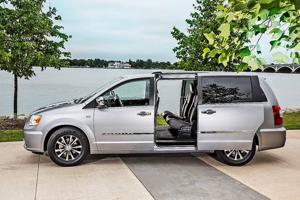 2014 Chrysler Town & Country: 30 Years of Heritage