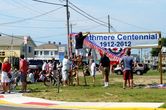 Strathmere 4th of July parade