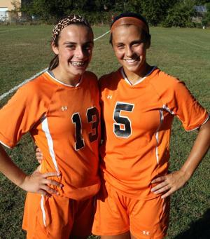 Girls soccer: McCann sisters push each other to Middle Township's benefit