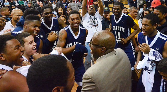 Atlantic City wins State Group IV Basketball Title