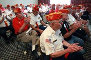 Local Marine Corps League group rallies support for state convention