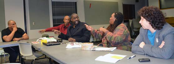 Group at A.C. library to honor King through written word