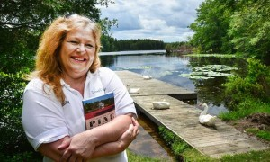 Barnegat woman's tours of the Pine Barrens led to opportunity to write book on the area