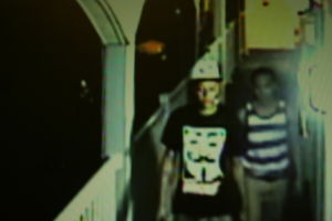 Absecon Burglary Suspects: Suspects in alleged burglary attempt at Knights Inn. - Photo submitted by Absecon Police