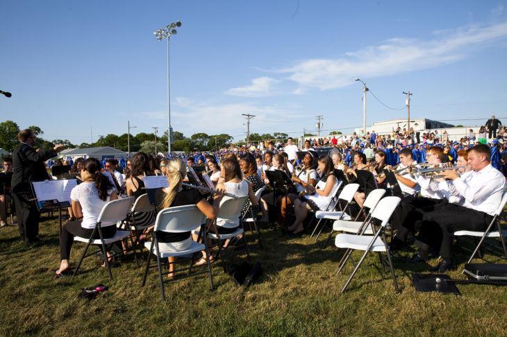 Millville Graduation