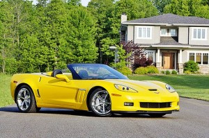 Chevrolet Corvette is a Racehorse, Dream Car
