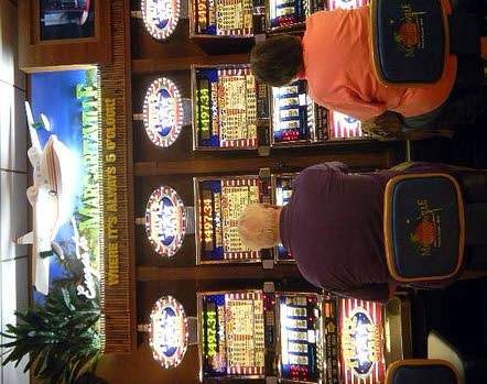 Resorts embraces Margaritaville theme on casino floor, too