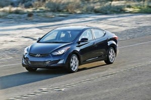 Beating the Fuel Pump with 40 MPG: 2012 Elantra Sedan