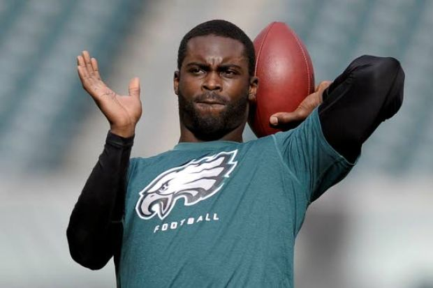 Eagles ready to let Vick walk next week