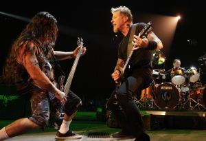 Concert Headliners: A Guide To Upcoming Casino Entertainment: Metallica's music may be the main reason to check out the Orion festival, but there will be plenty of other attractions.
