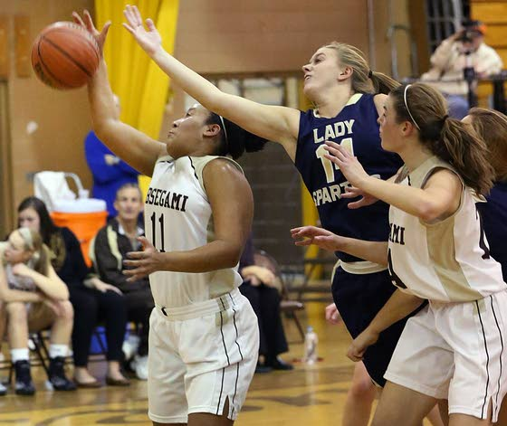 Unbeaten 'Gami rallies late to overtake Spirit