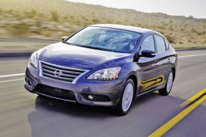 All-New Nissan Sentra Competes Strong for 2013