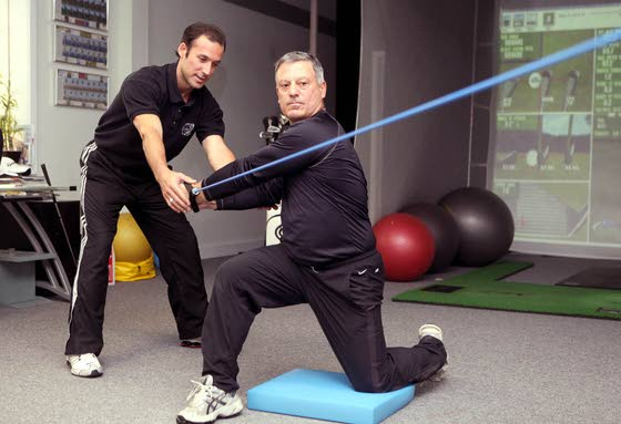 Get Back In The Game: Somers Point's Golf Specific Fitness offers exercises for improving technique