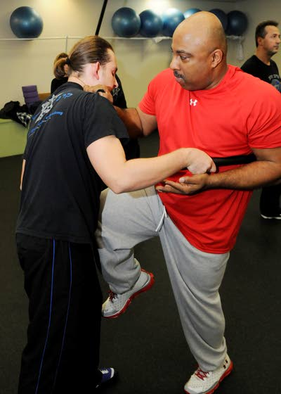 Katz JCC finds krav maga instructor committed to self-defense program